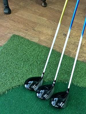 オネスト謹製ドライバー, customized clubs by honest-golf