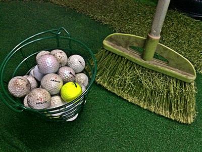オネストでゴルフクラブの大掃除!, by honest