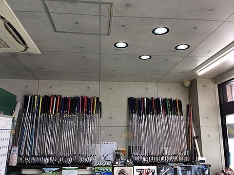 ゴルフ工房「オネスト」が揃える試打クラブによるブラインドテスト, testing clubs by HONEST